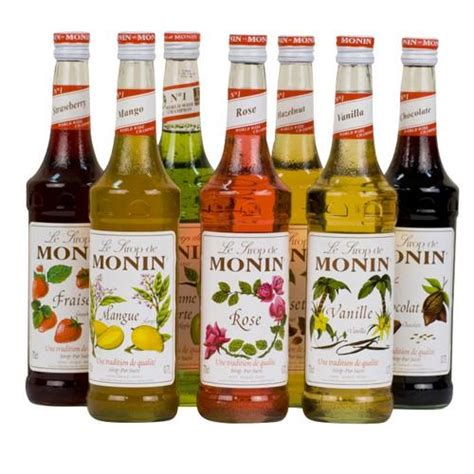 Monin Lychee Syrup 700ml syrups sauces qcc hospitality supplies