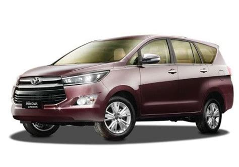 Compare Cars India by Best Cars In India Toyota Innova Crysta Maruti Ignis