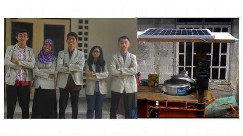 Toksikologi Lingkungan Juli Soemirat Ugm Press mahasiswa ugm ciptakan pengganti gas melon okezone news