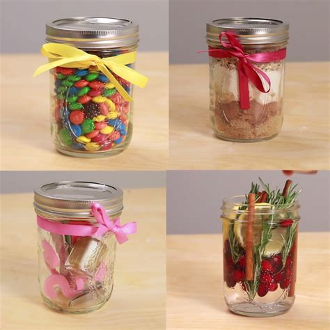 4 Ways To Gift 4 ways to turn a jar into an awesome gift gift