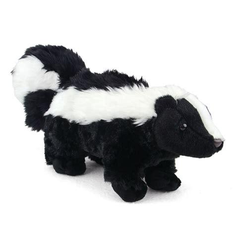 Skun Jumbo plush skunk 12 inch stuffed animal cuddlekin by