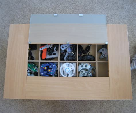 gaming coffee table aesthetically pleasing gaming coffee table