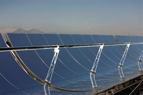 High Quality Sheets by Skytrough Parabolic Solar Collector Department Of Energy
