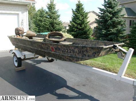jon boats for sale no motor armslist for sale 14 jon boat motor and trailer