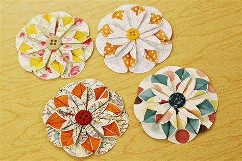 simple paper craft ideas for adults 30 craft ideas