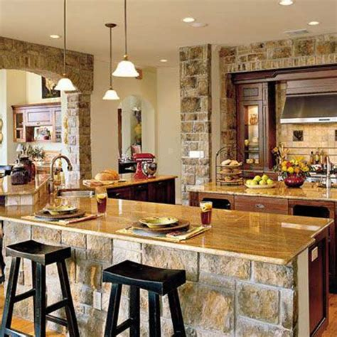 stone backsplash design feel the home 22 stunning stone kitchen ideas bring natural feel into