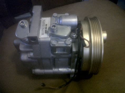 Compressor Compresor Kompresor Ac Honda New Civic 1700 Sanden 1 1989 civic ac is not working properly after new compressor drier help honda tech
