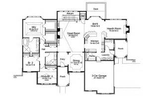 Home Plans With Elevators Cheshire Efficient Home Plan 007d 0207 House Plans And More