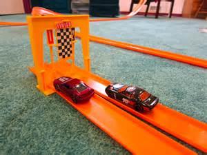 Wheels Truck Drag Racing Track 1968 Wheels Race Set Wheels