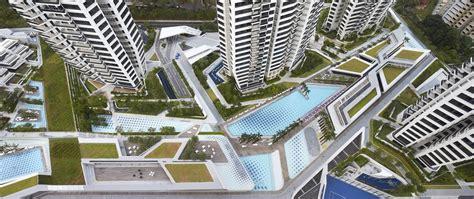 Basement Layout Design d leedon singapore residential towers by zaha hadid e