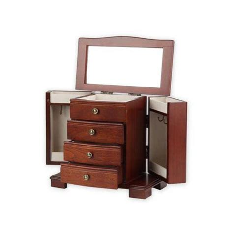 dresser top jewelry armoire types of jewelry armoires zen merchandiser
