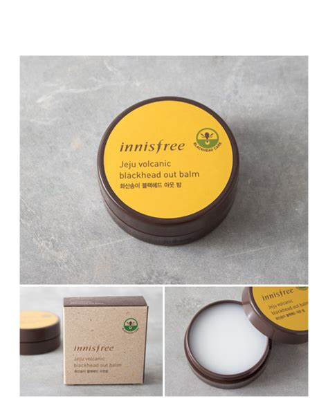 Harga Innisfree Jeju Volcanic Blackhead Out Balm innisfree jeju volcanic blackhead out balm 30g hermo
