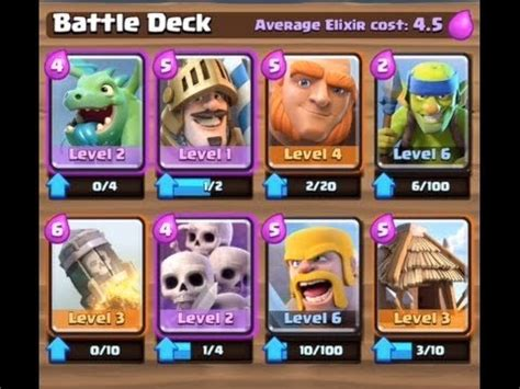 Oceanseven Clash Royale 8 Tx clash royale arena 5 deck strategy