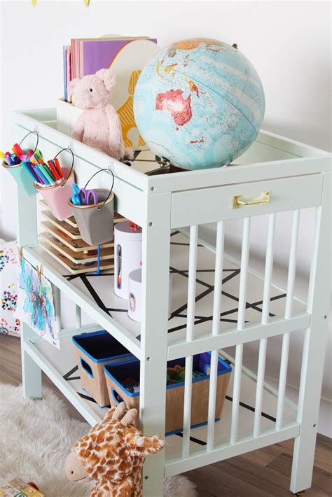 Ikea Changing Table Hack Ikea Changing Table Hack Withheart