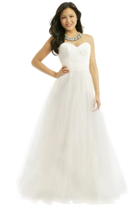 Dress Reny budget guide bridal gown the black