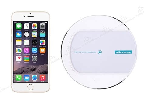 Nillkin Magic Apple Iphone 6 Plus 6s Plus nillkin magic disk ii iphone 6 plus 6s plus beyaz kablosuz 蝙arj cihaz莖