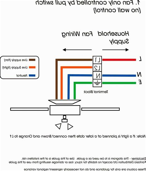 Wiring Diagram For Westinghouse Ceiling Fan