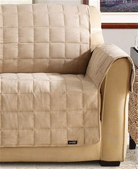 sure fit quilted soft suede waterproof sofa throw sofa pet throw cover pet ikea friendly sure fit slipcovers