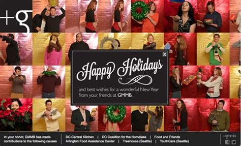 office christmas cards festival collections