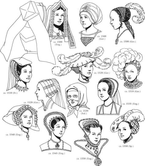 hair fashions from chosen era 641 best images about renaissance on pinterest italian