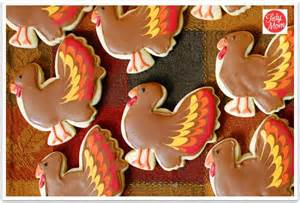 thanksgiving decorated cookies thanksgiving turkey cut out cookies