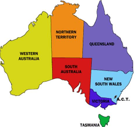 map of australia with capital cities australia places to go capital cities tourist