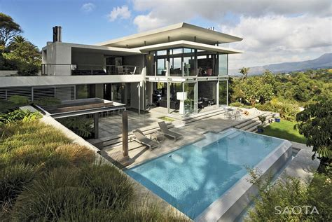 south house world of architecture modern villa montrose house by saota cape town south africa