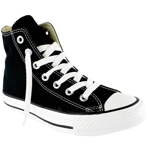 Converse All Premium Classic Ox Pendek womens converse all hi and ox chuck taylors trainers