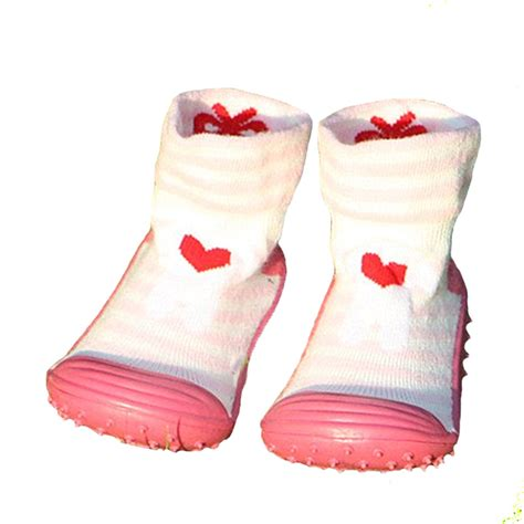 sock slippers with rubber soles aliexpress buy baby boys socks with rubber