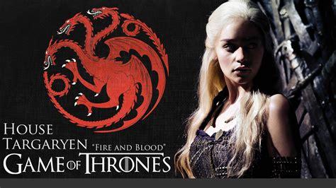 Kaos House Targaryen Of Thrones Of Thrones House Targaryen Wallpaper Hd By Davef30