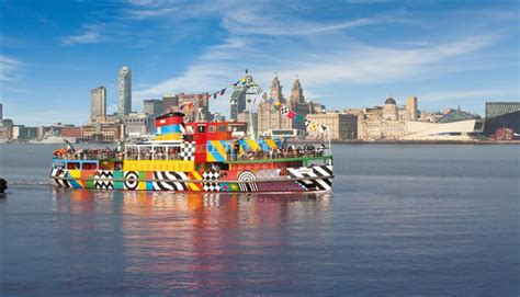 boat ride liverpool mersey ferries boat trip in liverpool city visit
