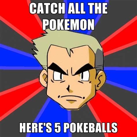 Professor Oak Meme - professor oak memes create meme