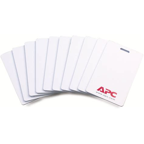 Apc Gift Card - apc netbotz hid proximity cards 10 pack ap9370 10 b h photo