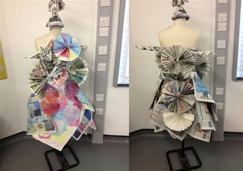 ls made from recycled materials coulsdon visual arts work as textiles
