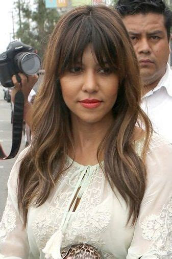 bangs parted in the middle 125 best bang bang images on pinterest fringes hair cut