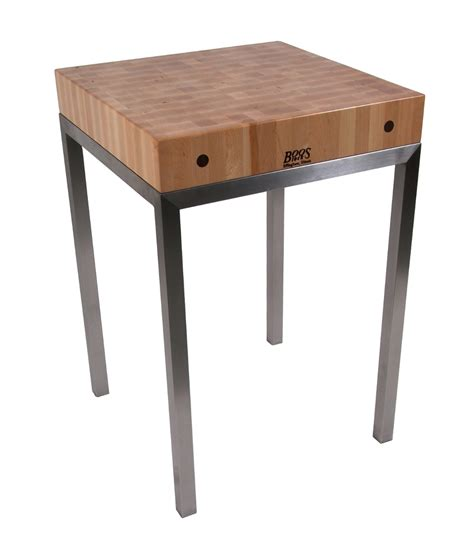 butcher block table boos butcher block tables kitchen islands