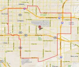 where is ontario california on california map commercial real estate in ontario