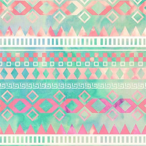 girly pattern pinterest girly pink turquoise aztec tied dye pastel pattern cool