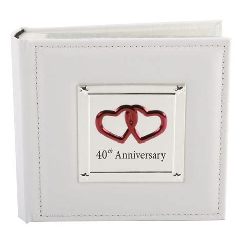 40th Wedding Anniversary Gifts by 40th Anniversary Gifts 2011 Ten Year Anniversary