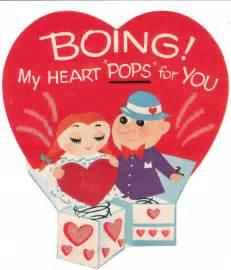 Vintage everyday vintage valentine cards