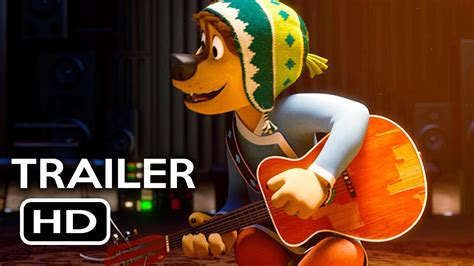 film 2017 cartoon rock dog official trailer 1 2017 luke wilson eddie