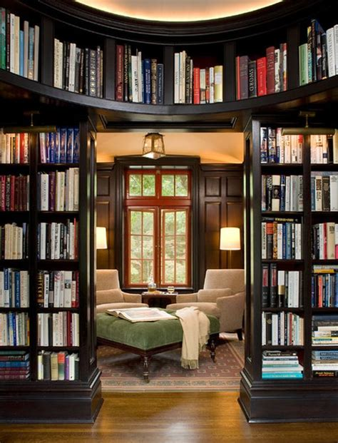 Room Novel Read Five Tips For A Traditional Style Library