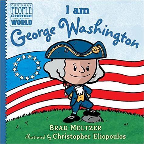 who am i about to books buy i am george washington