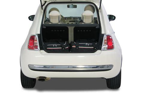 fiat 500 luggage 500 fiat 500 cabrio 2007 present 3d car bags travel bags