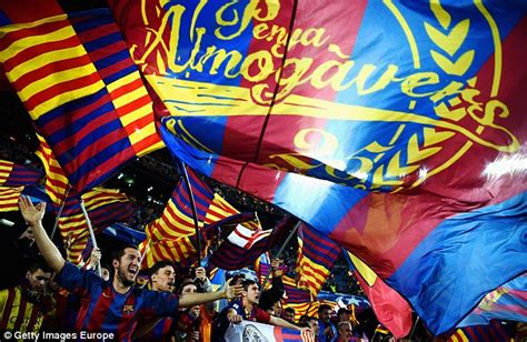 The Slighly Belated Shoegaga Winner by Barcelona Fans Cause Earthquake Celebrating Historic Win