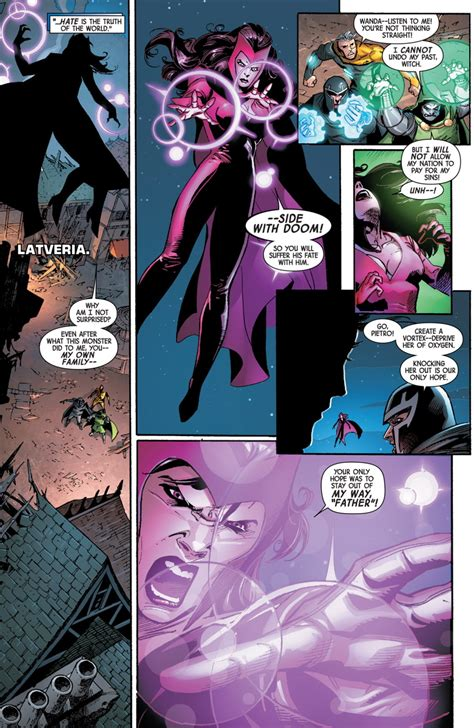 Quiksilver Breakdown Original marvel comics just solved the mcu s scarlet witch