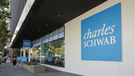 schwab bank charles schwab schw stock price financials and news