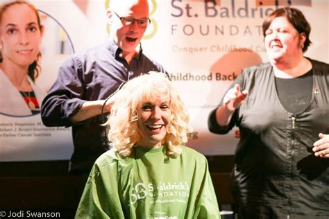 shaving bridesmaid story kathleen s desk st baldrick s blog childhood cancer