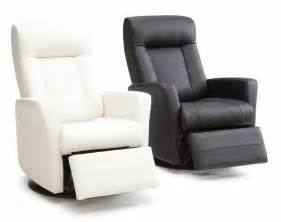 Modern Recliners by Modern Swivel Recliner Options Homesfeed