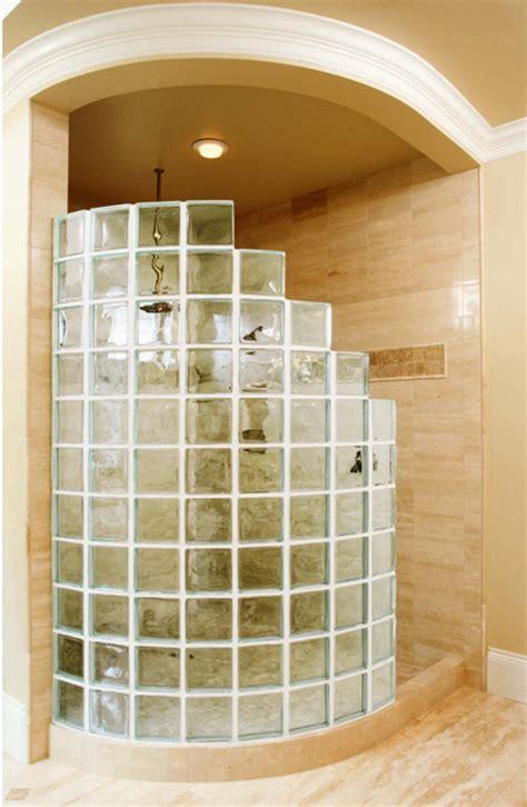 bathroom glass block wall seattle glass block showers windows installation